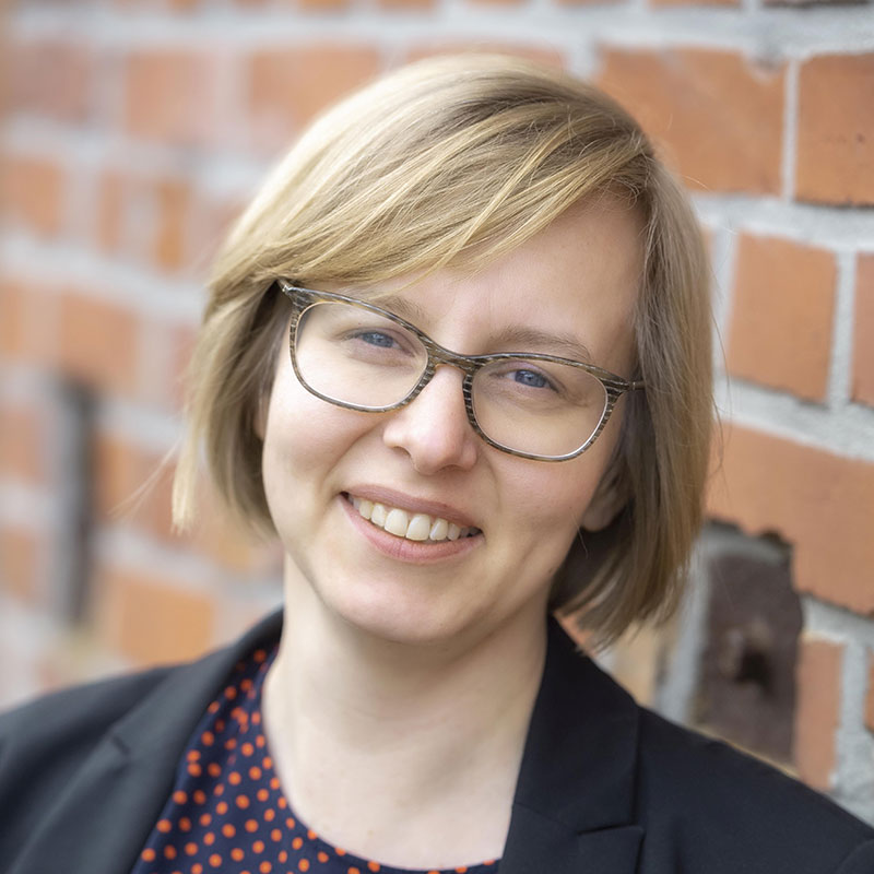 Reinhild Steins Portrait